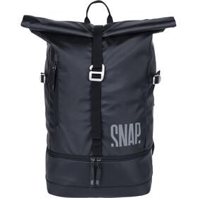 Snap Roll Top rygsæk 25l, sort